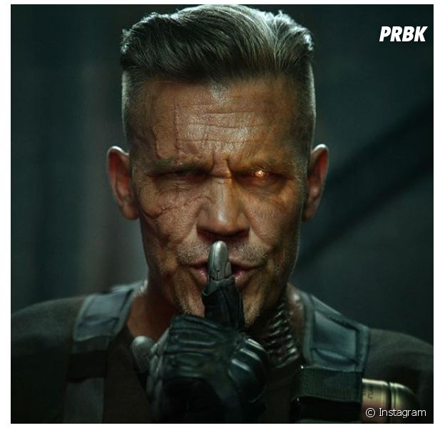 "De ""Deadpool 2"", ator Josh Brolin será o anti-herói Cable"