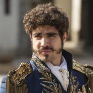 """Novela """"Novo Mundo"""": Dom Pedro e Leopoldina juntos outra vez? Príncipe pede perdão!"""