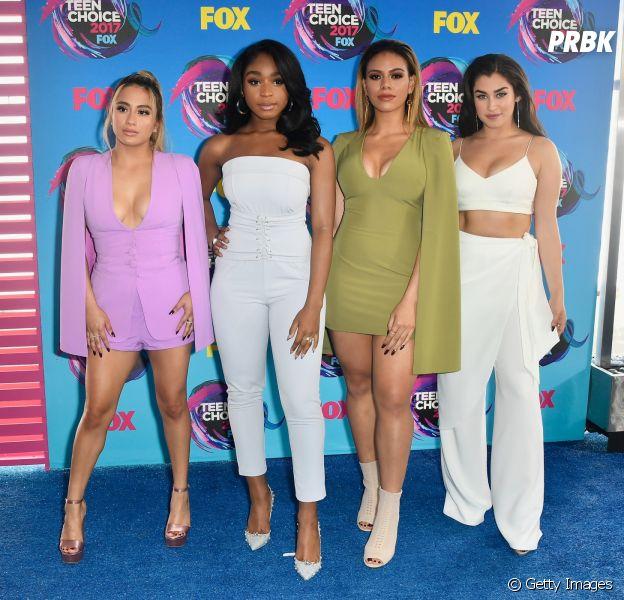 Teen Choice Awards 2017: Fifth Harmony faz discurso emocionante após ganhar um dos prêmios mais importantes da noite