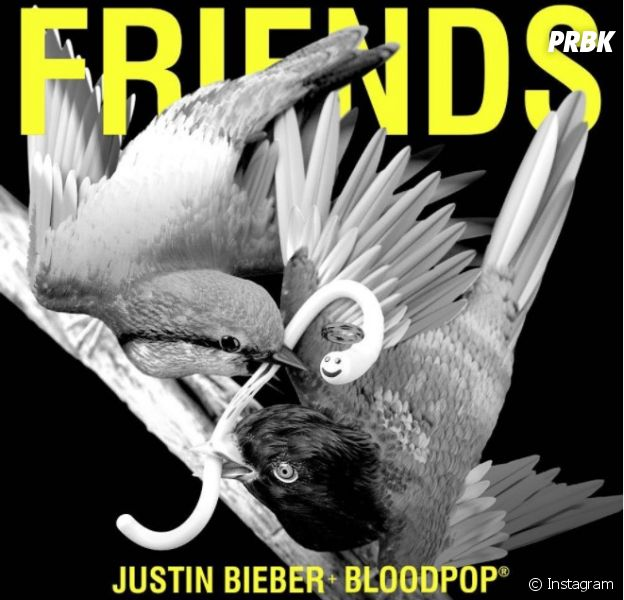 """Friends"", o novo single de Justin Bieber está no topo das rádios"