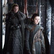 """Em """"Game of Thrones"""": na 7ª temporada, cena decisiva entre Sansa e Bran é cortada e ator explica"""