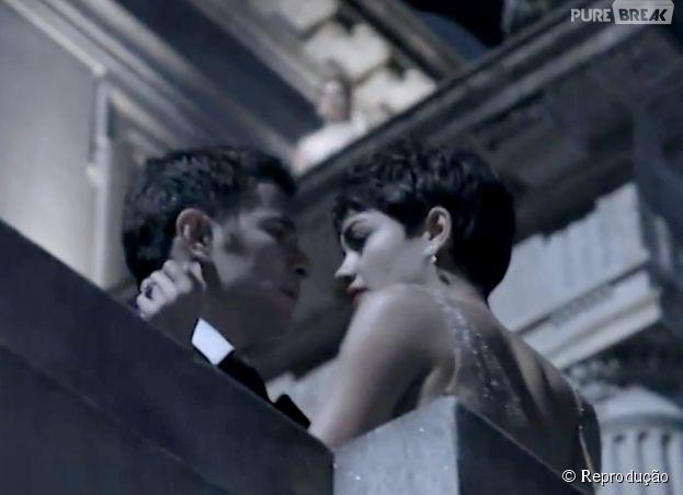 """Em """"O Rebu"""", Duda (Sophie Charlotte) e Bruno (Daniel de Oliveira) protagonizam cenas quentes!"""