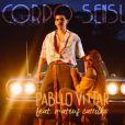 "Confira a capa de ""Corpo Sensual"", single da Pabllo Vittar com Mateus Carrilho"