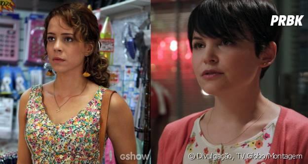"""Cristina (Leandra Leal) e Snow (Ginnifer Goodwin), as duas são heroínas que sofrem muito para conseguir a felicidade em """"Império"""" e """"Once Upon a Time"""""""