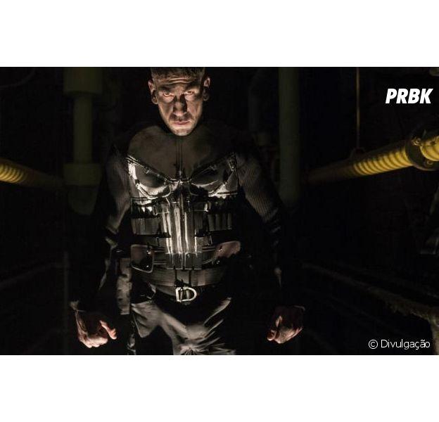 """Netflix divulga trailer de """"Marvel - O Justiceiro"""""""
