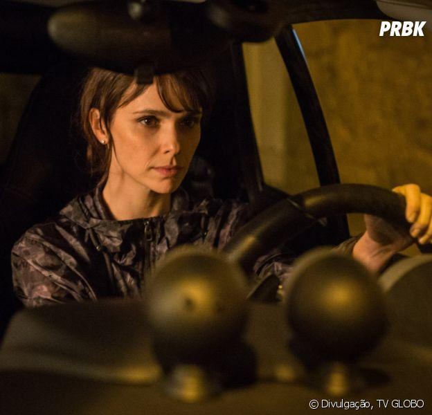 "Novela ""A Força do Querer"": Irene (Débora Falabella) sofre grave acidente e morre"