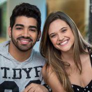 """Com Juliana Paiva, Dilsinho grava clipe da música """"A Vingança"""""""