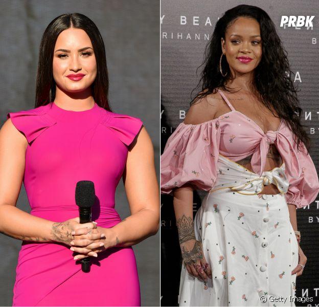 Como Demi Lovato e Rihanna, veja quais artistas vão ganhar documentários