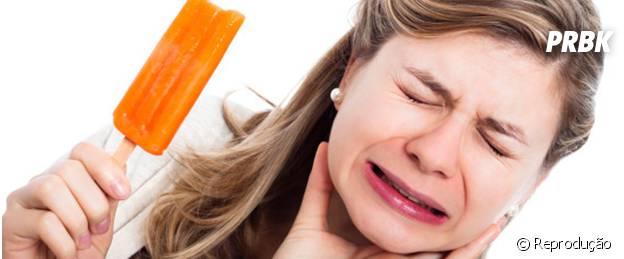 Sorvete faz bem pra dor de garganta!