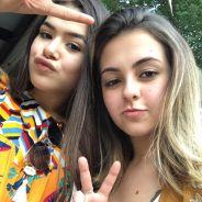 """Maisa Silva e Klara Castanho saem juntas e fãs surtam nas redes sociais: """"Duas rainhas"""""""