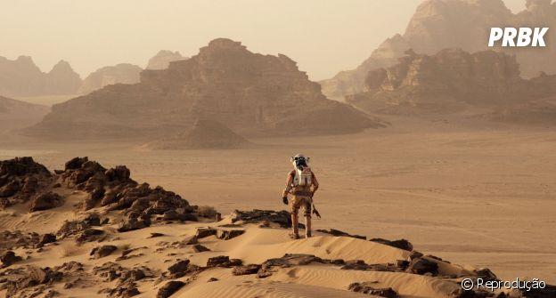 """""""Perdido em Marte"""""""