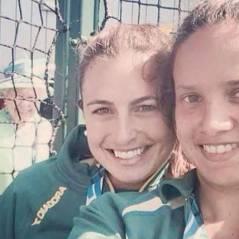 Rainha Elizabeth II invade selfie de jovens em evento esportivo