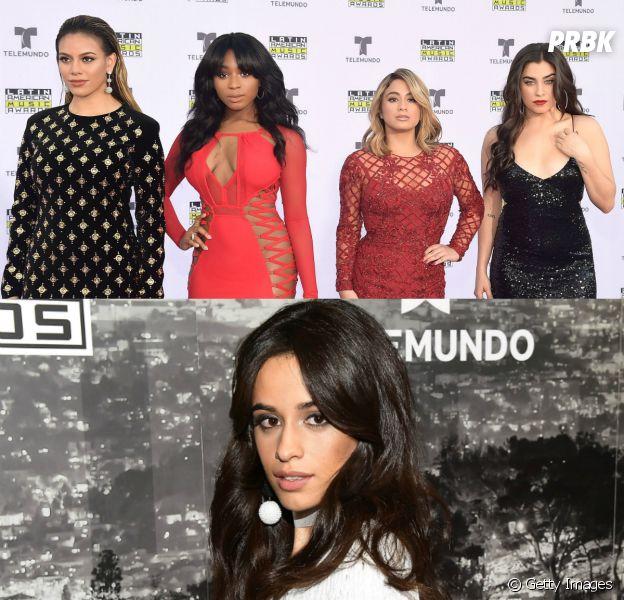 Camila Cabello e Fifth Harmony se apresentam no Latin American Music Awards e fãs especulam sobre possível encontro