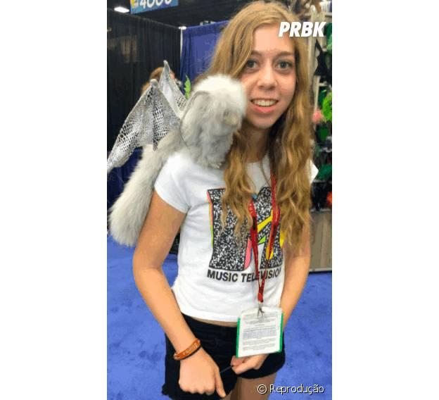 """Os """"Drabbits"""" da Comic-Con San Diego. O pet que faltava para sua coleção"""