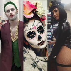 Neymar Jr., Demi Lovato, Nina Dobrev e as melhores fantasias de Halloween dos famosos!