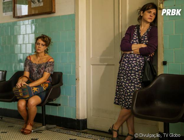 """Cora (Drica Moraes) e Cristina (Leandra Leal) serão rejeitadas por José Alfredo (Alexandre Nero) em """"Império"""""""