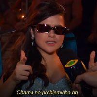 """Maisa Silva ganha remix feito por DJ internacional chamado """"Chama no Probleminha, Bebê"""""""