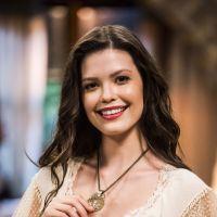 """Novela """"Tempo de Amar"""": Maria Vitória (Vitória Strada) descobre que sua filha está com José Augusto!"""
