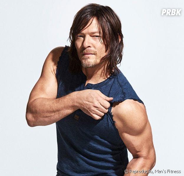 """Veja curiosidades sobre Norman Reedus, o Daryl Dixon de """"The Walking Dead"""""""