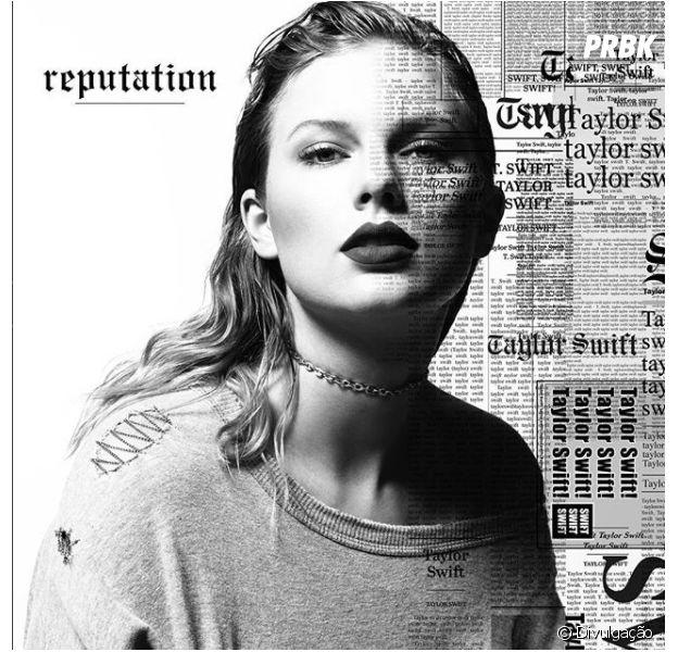 """Taylor Swift com """"Reputation"""": veja curiosidades sobre o novo álbum da cantora!"""