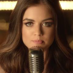 "Lucy Hale, de ""Pretty Little Liars"", se diverte no clipe ""Lie a Little Better"""