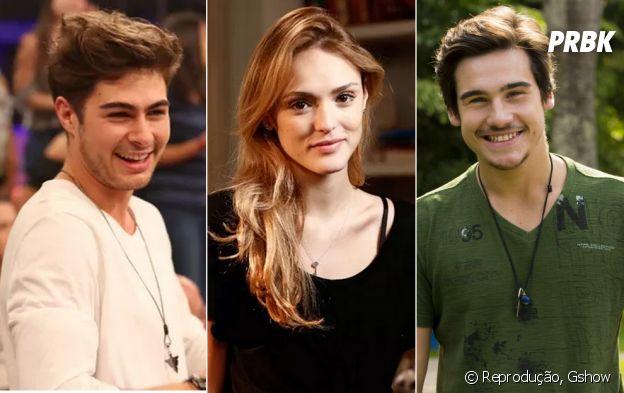 """A novela """"Verão 90º"""" ainda tem Rafael Vitti, Isabelle Drummond e Nicolas Prattes no elenco"""
