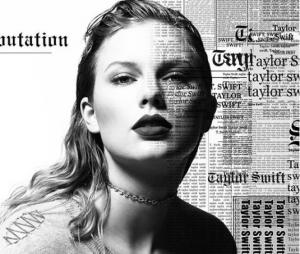 """""""Reputation"""", de Taylor Swift, é o disco mais vendido do ano!"""
