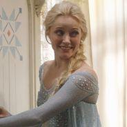 """Na 4ª temporada de """"Once Upon a Time"""": Elsa e Kristoff nas fotos promocionais!"""