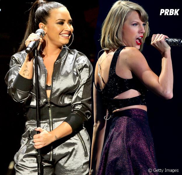 Demi Lovato e Taylor Swift são apenas algumas artistas com músicas inspiradas em dezembro!