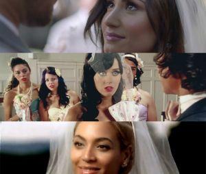 Demi Lovato, Katy Perry, Beyoncé mais: 13 clipes que falam sobre casamento!