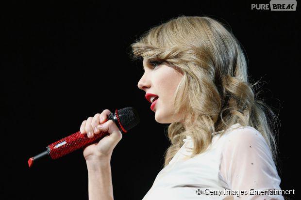 Taylor Swift divulgou vídeo misterioso em seu Instagram