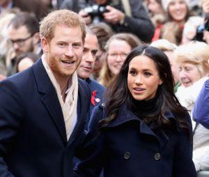 Príncipe Harry e Meghan Markle vão casar em 2018