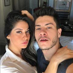 Arthur Aguiar e Mayra Cardi, Whindersson Nunes e Luisa Sonza e os casamentos de 2018!