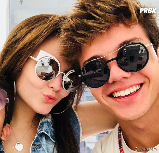 Larissa Manoela assume namoro com ator Leo Cidade!