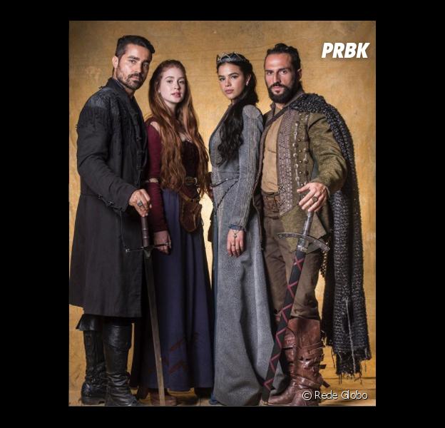 """De """"Deus Salve o Rei"""", com Marina Ruy Barbosa e mais, saiba tudo que vai rolar na novela!"""