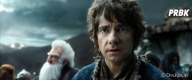 """Martin Freeman é o protagonista da franquia """"O Hobbit"""""""