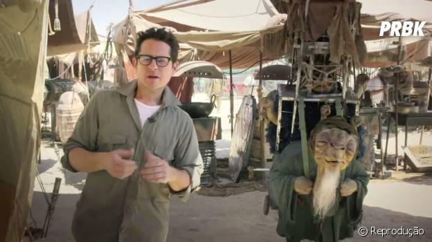 """J.J. Abrams é o diretor de """"Star Wars: Episódio VII"""""""