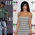 Kylie Jenner e o rapper Travis Scott entram nessa lista, eles estão juntos desde abril e rolam rumores de que a gata está grávida