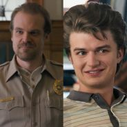 "De ""Stranger Things"", na 3ª temporada: David Harbour quer ver Hopper e Steve mais próximos!"