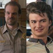 """De """"Stranger Things"""", na 3ª temporada: David Harbour quer ver Hopper e Steve mais próximos!"""