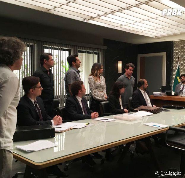 """Em """"Pega Pega"""": após julgamento, os ladrões do Carioca Palace cumprem suas penas"""
