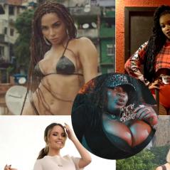 """Meme """"Que Tiro Foi Esse"""": Anitta, Iza, Larissa Manoela e os famosos que já se renderam à zoeira!"""