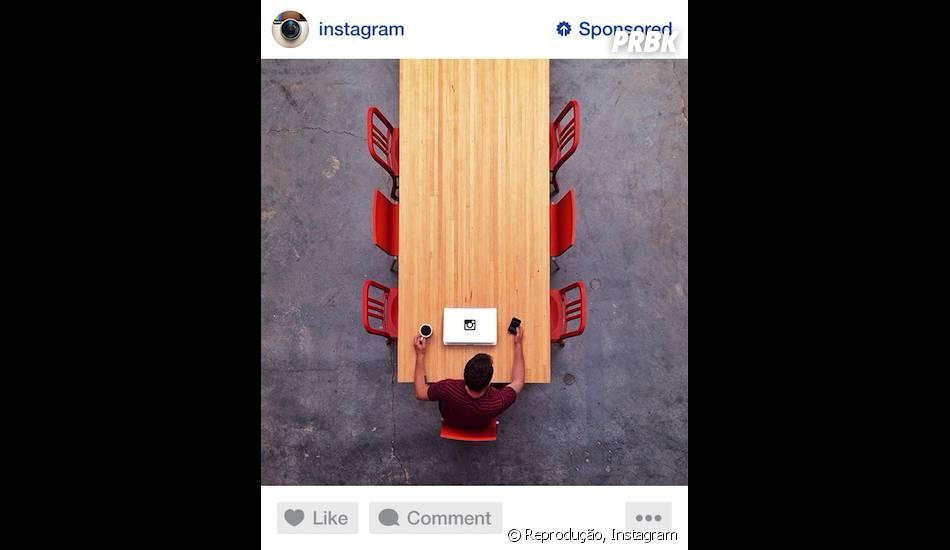 Instagram vai incluir anúncios nas timelines de seus usuários