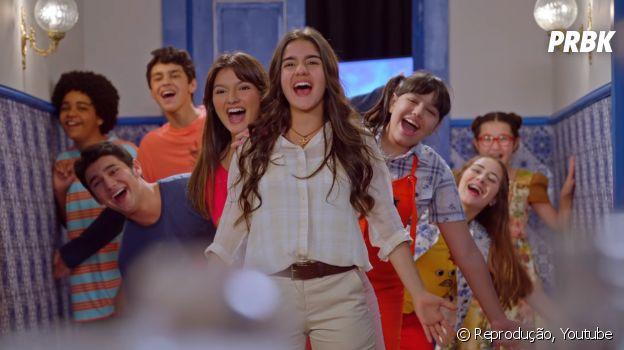 """De """"Gaby Estrella - O Filme"""": o elenco conta com rostos já conhecidos pelos fãs da série"""