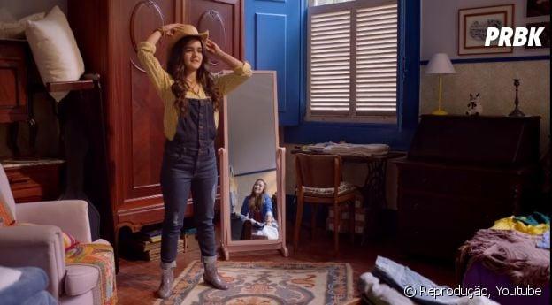 "De ""Gaby Estrella - O Filme"": a galera chama a série de ""Hannah Montana"" brasileira!"