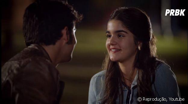 "Longa""Gaby Estrella - O Filme"" também tem muuuuito romance!"