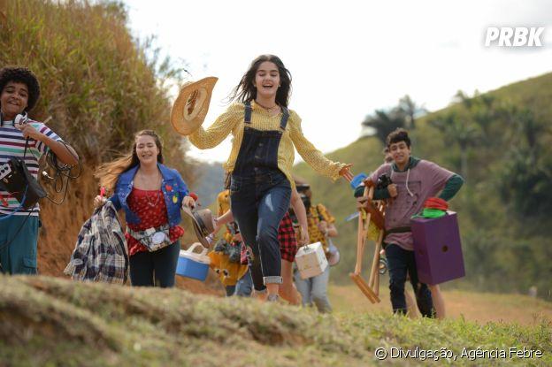 """De """"Gaby Estrella - O Filme"""": ao ir para a cidade de interior, Gaby (Maitê Padilha) consegue se divertir mais do que pensava"""