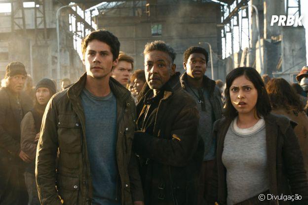 "Brenda (Rosa Salazar) é a única personagem feminina de ""Maze Runner: A Cura Mortal"" que merece destaque"