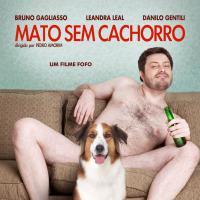 """Danilo Gentili brinca sobre dificuldade em ficar nu em filme: """"Gagliasso não para de olhar"""""""