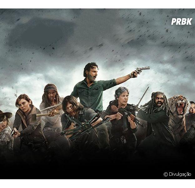 """Retorno de """"The Walking Dead"""" terá episódio com mais de uma hora de duração!"""